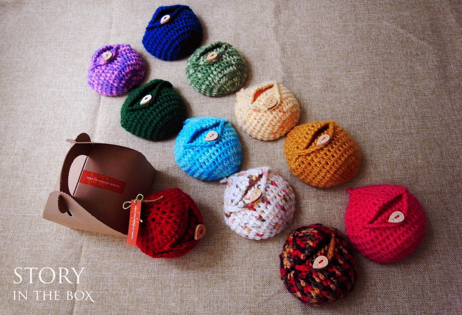 APPLE COZY COLOR COLLECTION